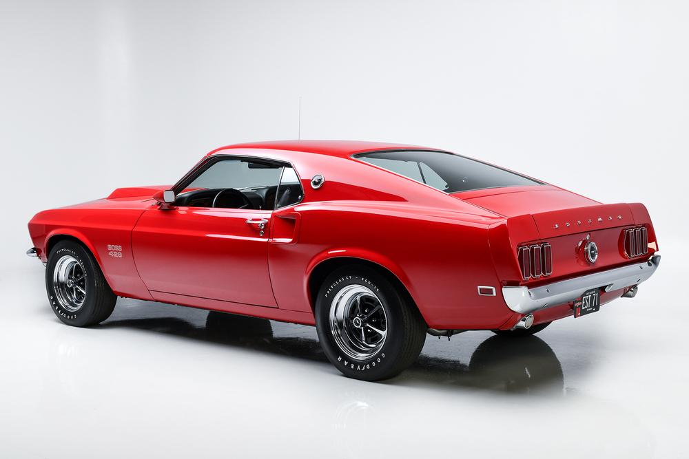 Este raro Ford Mustang de 1969 não é para todas as carteiras