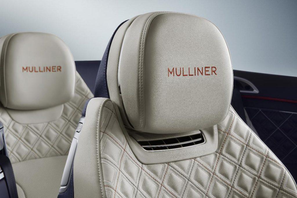 Bentley Continental GT Mulliner ganha versão descapotável