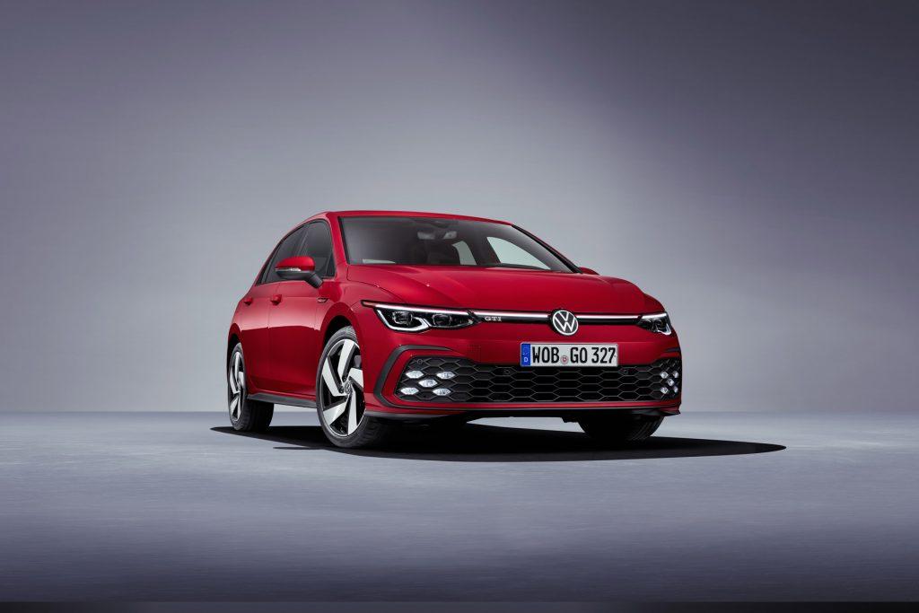 Volkswagen apresenta novo Golf GTI em conjunto com GTD e GTE