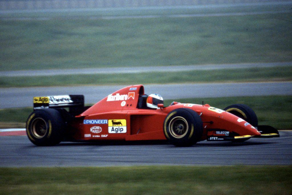 Este Ferrari F1 foi conduzido por Schumacher no Estoril e está à venda
