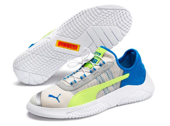 Puma Replicat-X 1.8 Pirelli, os ténis que levam a pista para a rua