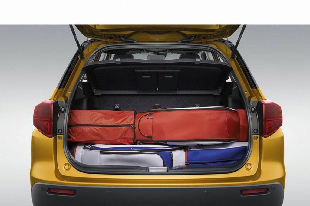 Suzuki Vitara estreia novo sistema mild-hybrid