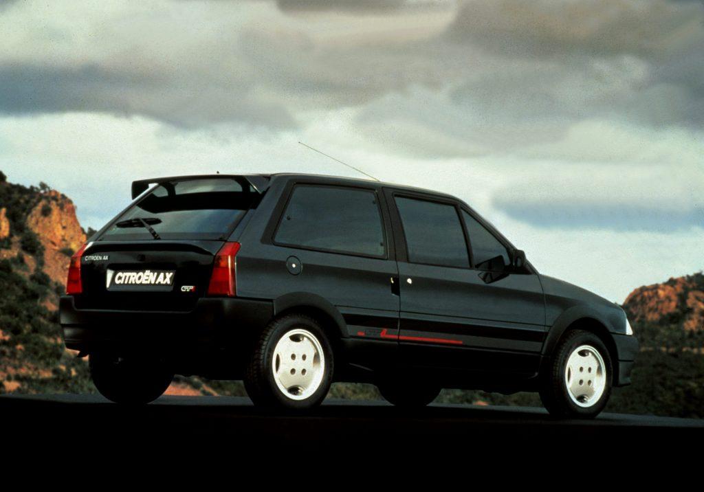 Citroën AX, o substituto do Visa que se tornou uma lenda
