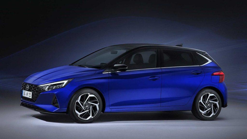 Fuga de imagens mostra o exterior do novo Hyundai i20