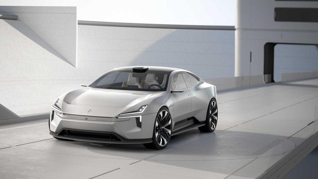 Polestar vai levar o protótipo Precept ao Salão de Genebra