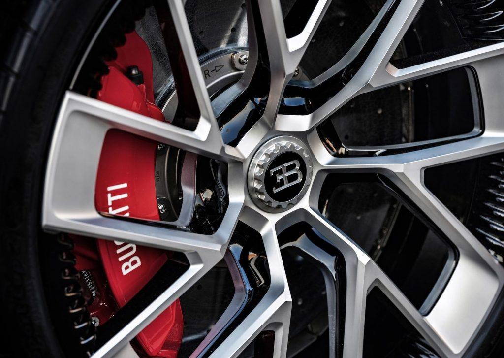 Cristiano Ronaldo pode ter comprado Bugatti Centodieci por 8 milhões de euros