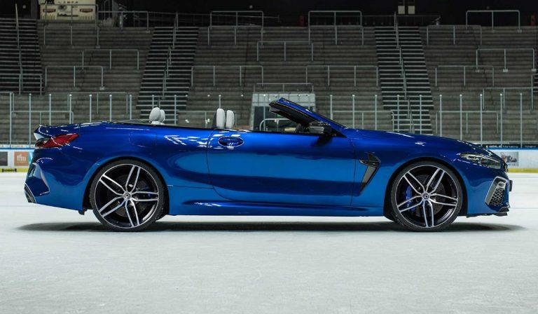 BMW M8 não foge ao mundo das modificações e surge com mais de 800 cavalos