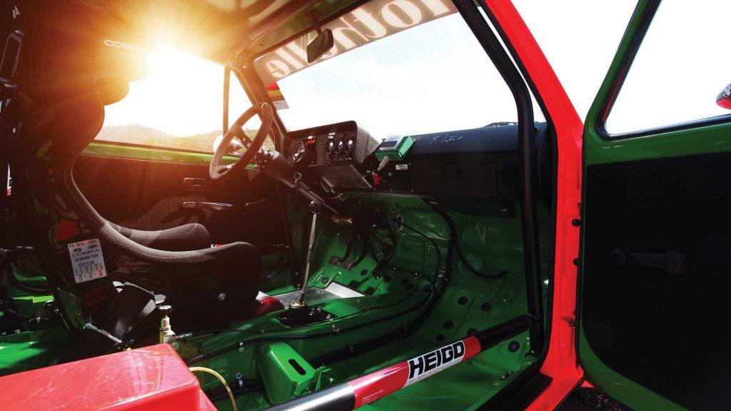 Primeiro Volkswagen Golf de competição pode ser seu