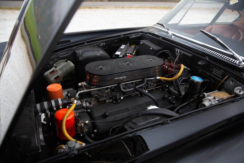 Ferrari 250 GTE, o carro da polícia italiana mais temido dos anos 60