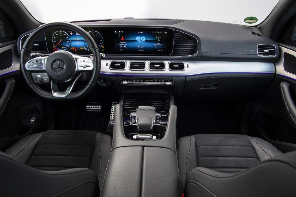 Versão híbrida plug-in a gasóleo do Mercedes-Benz GLE começa nos 84 700€