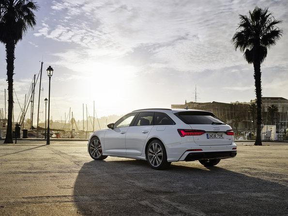 Audi A6 Avant recebe motorização híbrida plug-in