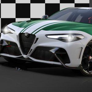 Alfa Romeo Giulia GTA garante personalizações exclusivas