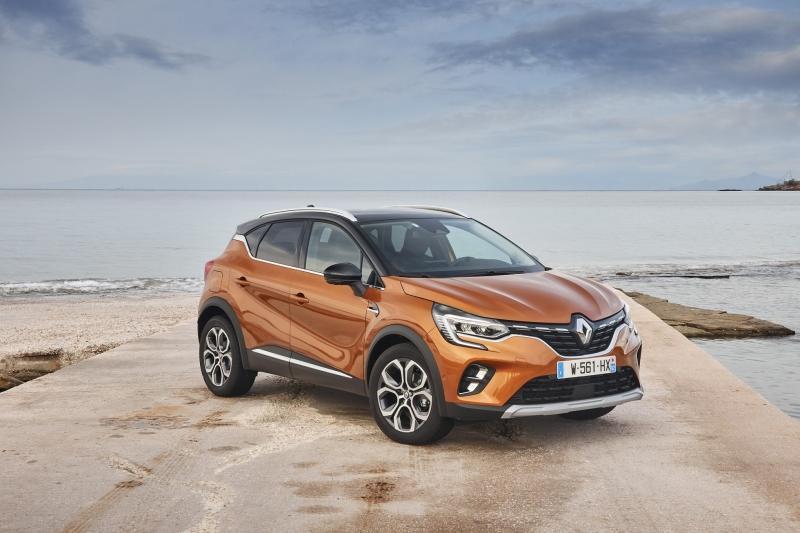 Renault aposta em tecnologia bi-fuel GPL nos novos Clio e Captur