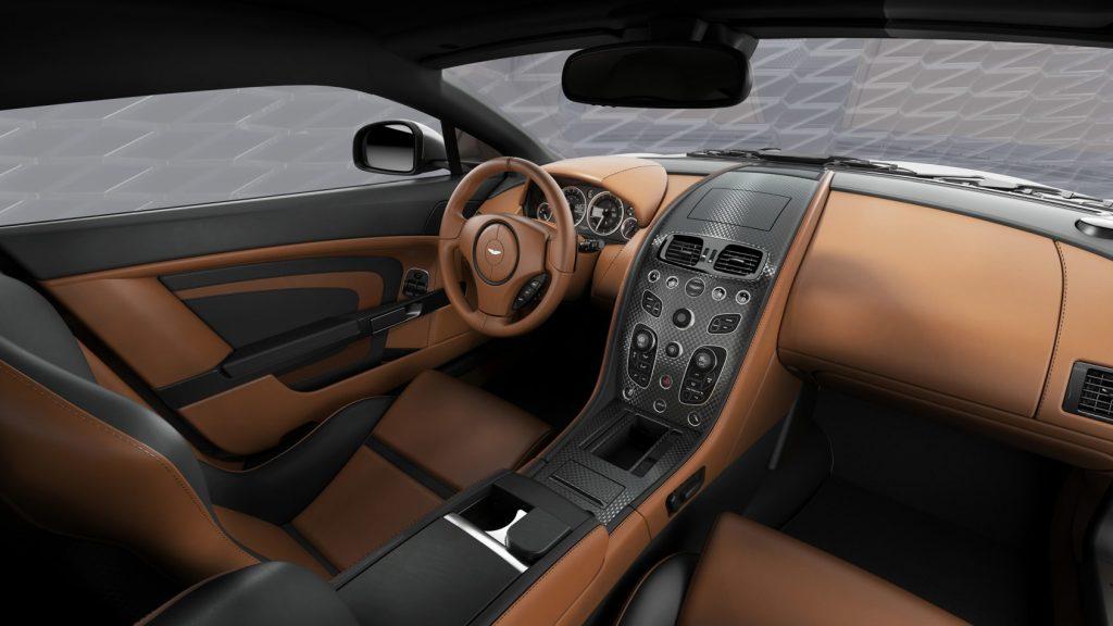 Aston Martin e Zagato mostram edições especiais comemorativas