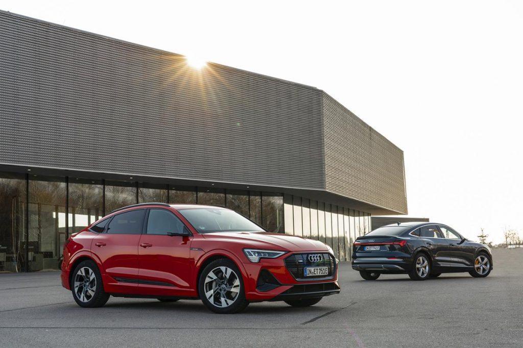 Audi e-tron Sportback, a variante mais elegante do SUV elétrico já tem preço