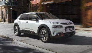 Próximo Citroën C4 vai ter versão 100% elétrica