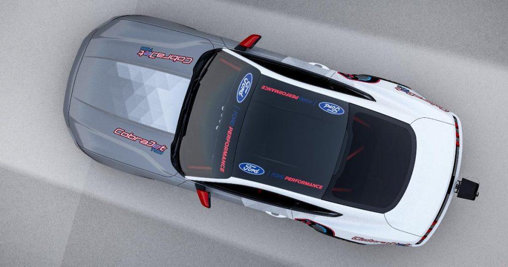 Ford Mustang Cobra jet, o elétrico de 1400 cavalos para Drag Race
