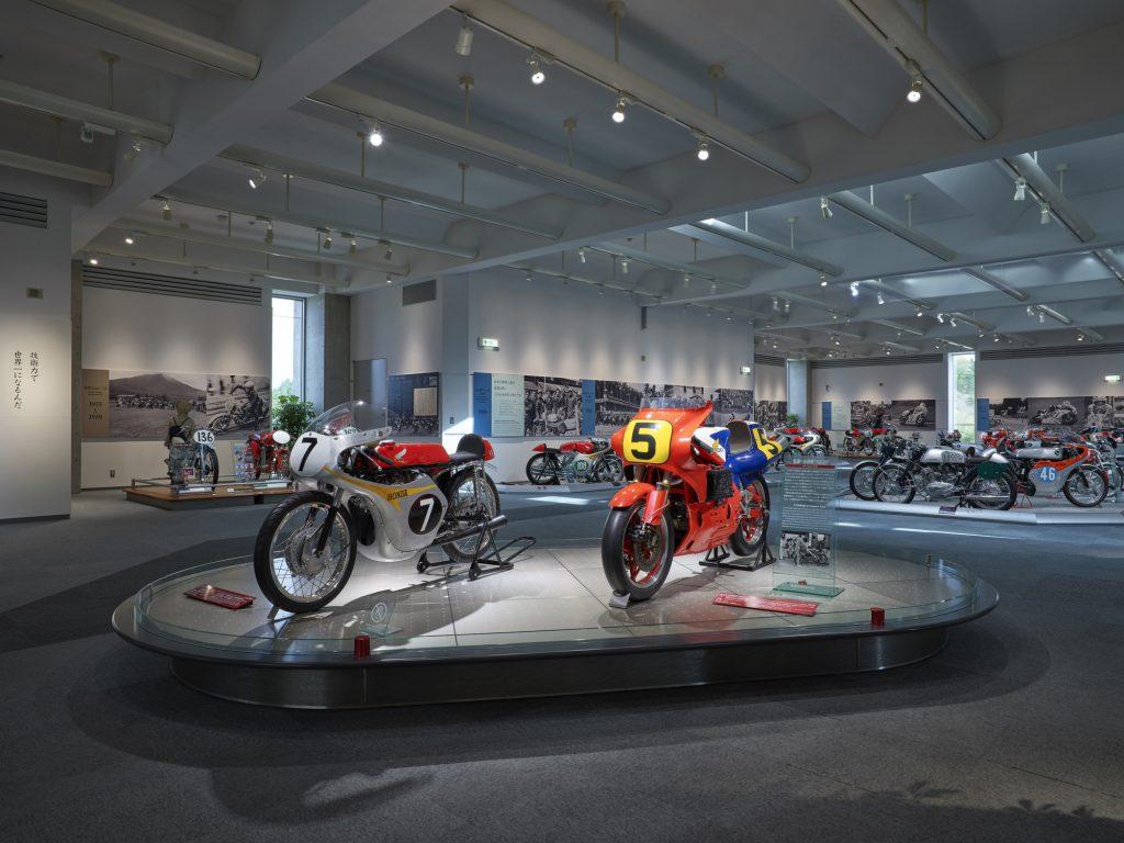 Honda mostra anos de história com visita virtual a museu
