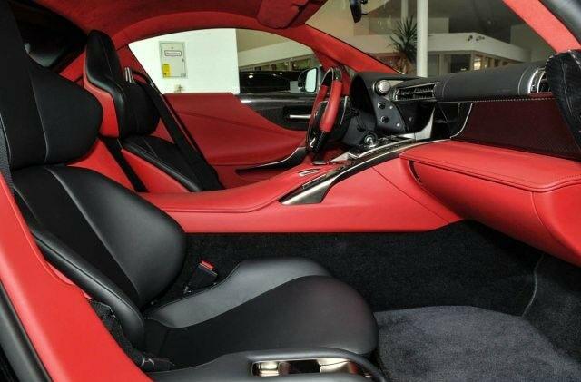 Lexus LFA, o superdesportivo nipónico com uma sonoridade particular