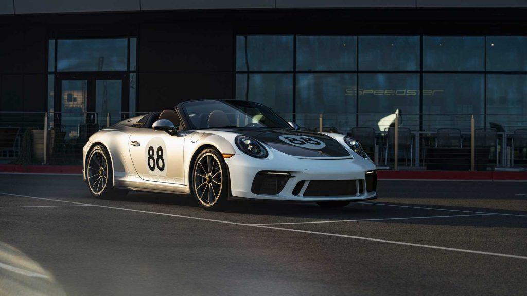 Último Porsche 911 da geração 991 vai a leilão para ajudar no combate ao coronavírus