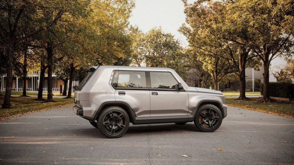 Visionário mostra como seria se Mercedes e Lada criassem um SUV em conjunto