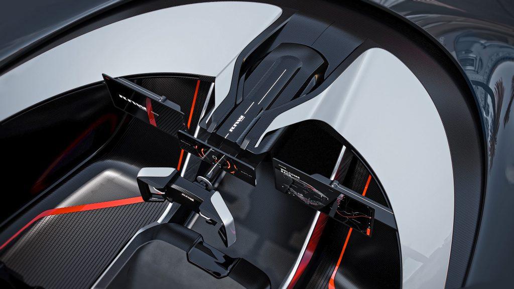 Koenigsegg Raw, o protótipo que vai dar origem ao modelo de acesso à gama