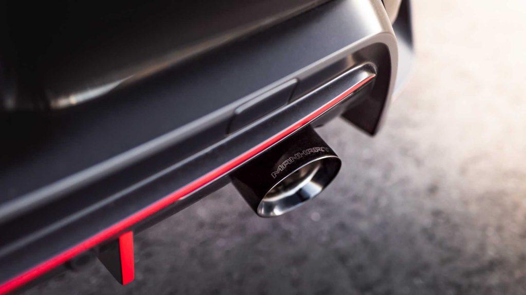 Toyota GR Supra chega aos 450 cavalos com modificação da Manhart