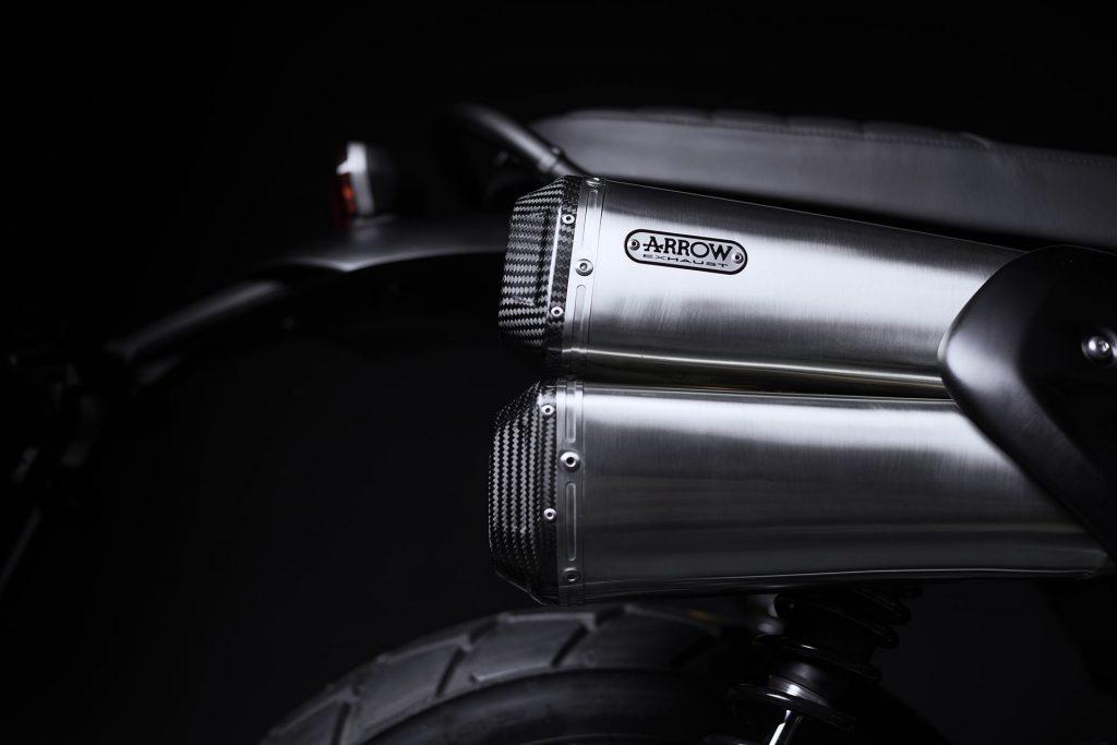 Triumph Scrambler 1200 Bond Edition, a moto que o faz sentir-se como James Bond