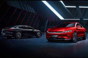 BYD Han EV, o elétrico chinês que vai rivalizar com o Tesla Model 3 na Europa