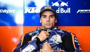 KTM mostra desejo de renovar com Miguel Oliveira