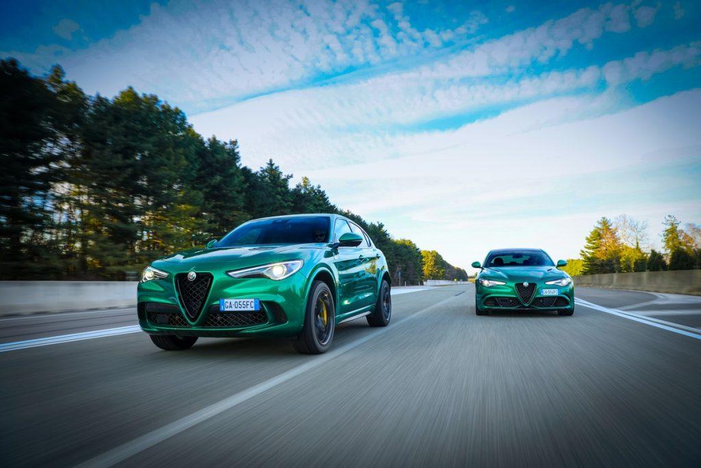Alfa Romeo Giulia e Stelvio Quadrifoglio recebem atualização