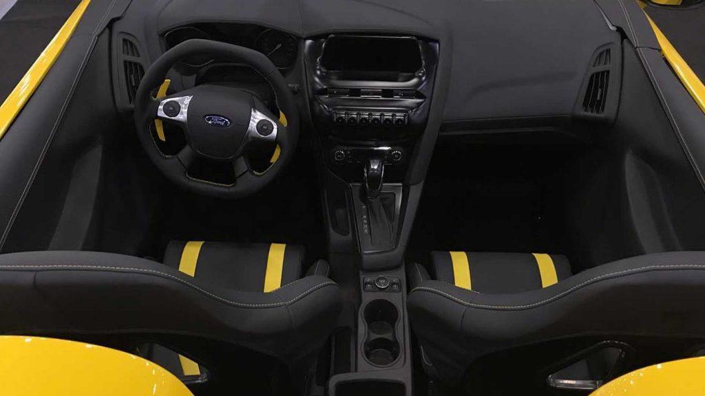 Russos criam Ford Focus Speedster nunca antes visto
