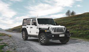 Jeep Wrangler recebe edição especial inspirada na tradição militar