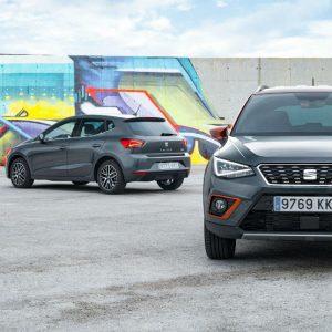Seat Ibiza e Arona sem alternativa Diesel