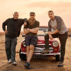 Nova temporada de Top Gear chega este mês a Portugal