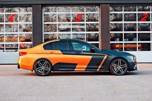 Preparadora cria BMW M5 com mais de 1000 cavalos para bater recorde