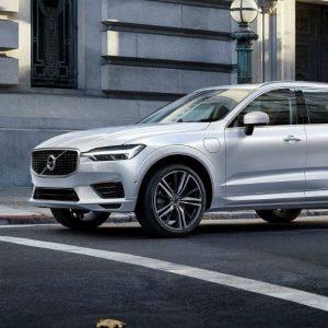 Volvo XC60 atinge marco histórico para a marca