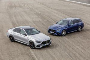 Mercedes-AMG E63, o desportivo com mais de 600 cavalos recebe atualização