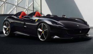 Max Verstappen é o mais recente dono de um Ferrari Monza SP2