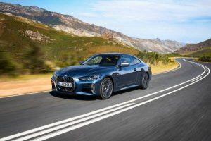 BMW Série 4 adota novo estilo com destaque para a imponente grelha