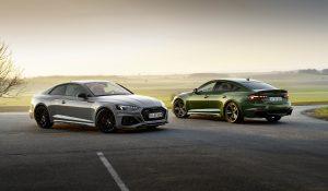 Audi RS5 chega ao mercado português a partir de 115 mil euros