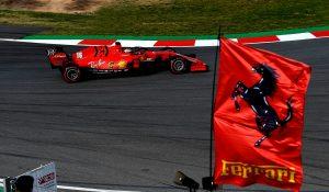 Ferrari vai ter dificuldades no regresso da Fórmula 1