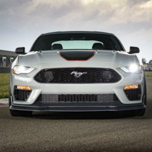 Ford Mustang Mach 1 está de regresso com motor V8