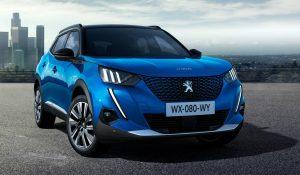 Novo Peugeot e-2008, o SUV elétrico que começa nos 37 mil euros