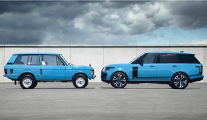 Range Rover comemora 50 anos com edição especial