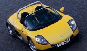25 anos do Renault Spider, um clássico que ainda hoje nos faz sonhar