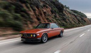O toque Vingador do BMW 3.0 CS de Robert Downey Jr.