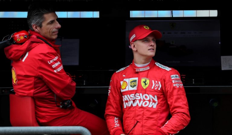 Filho de Michael Schumacher segue as pisadas do pai e vai estrear-se na Fórmula 1
