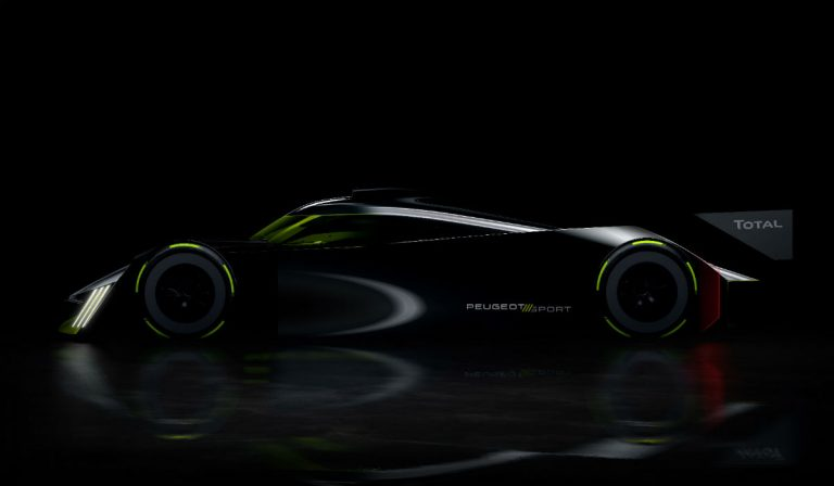 Peugeot e Total desenvolvem hipercarro para Le Mans