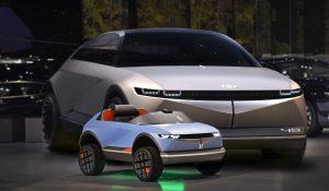 Hyundai revela o seu EV mais pequeno